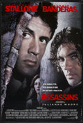 "Movie Posters:Action, Assassins (Warner Brothers, 1995). One Sheet (27"" X 40"") DS. Action...."