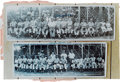 Autographs:Photos, Mickey Mantle Dual Signed Oversized Photograph. ...