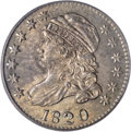 Bust Dimes, 1820 10C Small 0 MS64 PCGS....