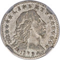 Early Half Dimes, 1794 H10C --Improperly Cleaned--NCS. VF Details....