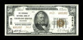 National Bank Notes:Colorado, Colorado Springs, CO - $50 1929 Ty. 2 The Exchange NB Ch. # 3913....