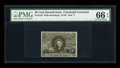 Fractional Currency:Second Issue, Fr. 1318 50c Second Issue PMG Gem Uncirculated 66 EPQ....
