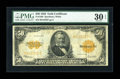 Large Size:Gold Certificates, Fr. 1200 $50 1922 Gold Certificate PMG Very Fine 30 EPQ....