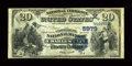Charles City, IA - $20 1882 Date Back Fr. 555 The Commercial NB Ch. # (M)5979