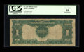 Error Notes:Large Size Inverts, Fr. 233 $1 1899 Silver Certificate PCGS Very Good 10....