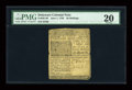 Colonial Notes:Delaware, Delaware June 1, 1759 20s PMG Very Fine 20....