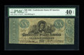 Confederate Notes:1861 Issues, T21 $20 1861 PF-1, Cr. 144.. ...