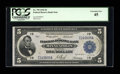 Fr. 799 $5 1918 Federal Reserve Bank Note PCGS Extremely Fine 45