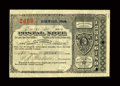 Miscellaneous:Other, Norwood, MA- Postal Note 5¢ June 30, 1894. ...