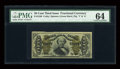Fractional Currency:Third Issue, Fr. 1340 50c Third Issue Spinner Type II PMG Choice Uncirculated 64....