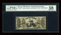 Fractional Currency:Third Issue, Fr. 1357 50c Third Issue Justice PMG Choice About Unc 58....