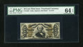 Fractional Currency:Third Issue, Fr. 1328 50c Third Issue Spinner PMG Choice Uncirculated 64 EPQ....