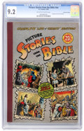 Golden Age (1938-1955):Religious, Picture Stories from the Bible Complete Life of Christ #nn Gaines File pedigree #12/12 (EC, 1945) CGC NM- 9.2 Off-white to whi...