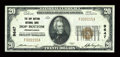 National Bank Notes:Pennsylvania, Hop Bottom, PA - $20 1929 Ty. 1 The Hop Bottom NB Ch. # 9647. ...