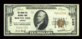 National Bank Notes:Virginia, Round Hill, VA - $10 1929 Ty. 1 The Round Hill NB Ch. # 11569. ...