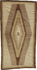 Other, A NAVAJO REGIONAL RUG. c. 1920. ...