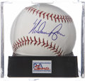 Autographs:Baseballs, Nolan Ryan Signed Baseball PSA Gem Mint 10....
