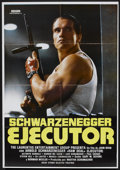 """Movie Posters:Action, Raw Deal (Orion, 1986). Spanish One Sheet (27.5"""" X 39""""). Action...."""