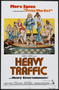 """Movie Posters:Animated, Heavy Traffic (American International, 1973). One Sheet (27"""" X41""""). Animated...."""
