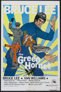 """Movie Posters:Action, The Green Hornet (20th Century Fox, 1974). One Sheet (27"""" X 41"""").Action...."""