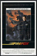 """Movie Posters:Action, Firefox (Warner Brothers, 1982). One Sheet (27"""" X 41""""). Action.Starring Clint Eastwood, Freddie Jones, David Huffman, Warre..."""