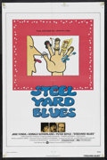 """Movie Posters:Comedy, Steelyard Blues (Warner Brothers, 1973). One Sheet (27"""" X 41""""). Comedy. Starring Jane Fonda, Donald Sutherland, Peter Boyle,..."""