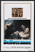 "Movie Posters:Action, Deliverance (Warner Brothers, 1972). One Sheet (27"" X 41""). Action.Starring Burt Reynolds, Jon Voight, Ned Beatty, Ronny Co..."