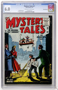 Golden Age (1938-1955):Horror, Mystery Tales #27 White Mountain pedigree (Atlas, 1955) CGC FN 6.0Off-white to white pages....