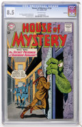 Silver Age (1956-1969):Mystery, House of Mystery #134 Northland pedigree (DC, 1963) CGC VF+ 8.5Off-white pages....