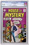 Silver Age (1956-1969):Mystery, House of Mystery #135 (DC, 1963) CGC VF/NM 9.0 White pages....