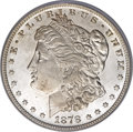 Morgan Dollars, 1878 7/8TF $1 Strong MS66 PCGS....
