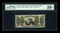 Fractional Currency:Third Issue, Fr. 1350 50c Third Issue Justice PMG Choice About Unc 58 EPQ....