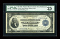 Fr. 761 $2 1918 Federal Reserve Bank Note PMG Very Fine 25