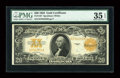 Large Size:Gold Certificates, Fr. 1187 $20 1922 Gold Certificate PMG Choice Very Fine 35 EPQ....