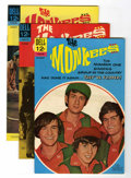 Silver Age (1956-1969):Humor, The Monkees File Copy Group (Dell, 1967-68) Condition: Average VF/NM.... (Total: 4 Comic Books)