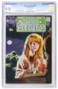 Bronze Age (1970-1979):Horror, House of Secrets #92 (DC, 1971) CGC VF/NM 9.0 Off-white pages....