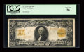 Large Size:Gold Certificates, Fr. 1184 $20 1906 Gold Certificate PCGS Very Fine 20....