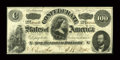Confederate Notes:1862 Issues, T49 $100 1862 PF-1, Cr. 347.. ...