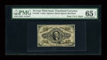 Fractional Currency:Third Issue, Fr. 1253 10c Third Issue PMG Gem Uncirculated 65 EPQ....