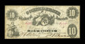 Confederate Notes:1861 Issues, T10 $10 1861 PF-20, Cr. 37. ...