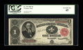 Fr. 352 $1 1891 Treasury Note PCGS Extremely Fine 45