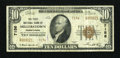 National Bank Notes:Pennsylvania, Millerstown, PA - $10 1929 Ty. 2 The First NB Ch. # 7156. ...