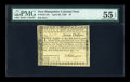 Colonial Notes:New Hampshire, New Hampshire April 29, 1780 $7 PMG About Uncirculated 55 EPQ....