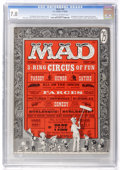 Magazines:Mad, Mad #29 (EC, 1956) CGC FN/VF 7.0 Cream to off-white pages....