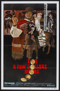 """Movie Posters:Western, For a Few Dollars More (United Artists, R-1980). One Sheet (27"""" X 41""""). Western...."""