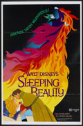 "Movie Posters:Animated, Sleeping Beauty (Buena Vista, R-1979). One Sheet (27"" X 41"") StyleA. Animated...."