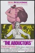 "Movie Posters:Sexploitation, The Abductors (Joseph Brenner Associates, 1972). One Sheet (27"" X41""). Sexploitation...."