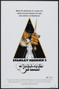 """Movie Posters:Science Fiction, A Clockwork Orange (Warner Brothers, 1971). One Sheet (27"""" X 41""""). Science Fiction...."""