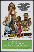"""Movie Posters:Adult, Beneath the Valley of the Ultra-Vixens (RM Films, 1979). One Sheet (27"""" X 41""""). Adult...."""