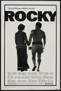 """Movie Posters:Sports, Rocky (United Artists, 1977). One Sheet (27"""" X 41""""). Sports...."""